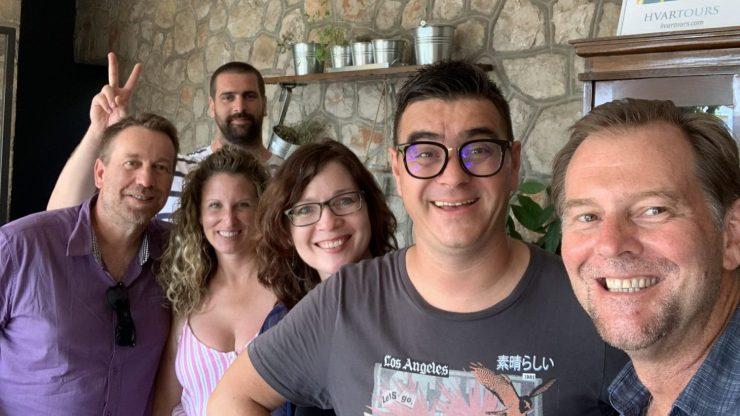 Wine, Food, and Blues in Croatia