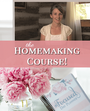 A Little about the Elements of Christian Homemaking Course
