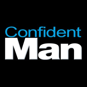 Confident Man Logo