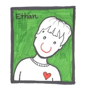 Ethan Miller Portrait