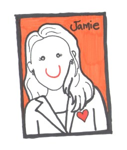 Jamie Farnsworth Portrait