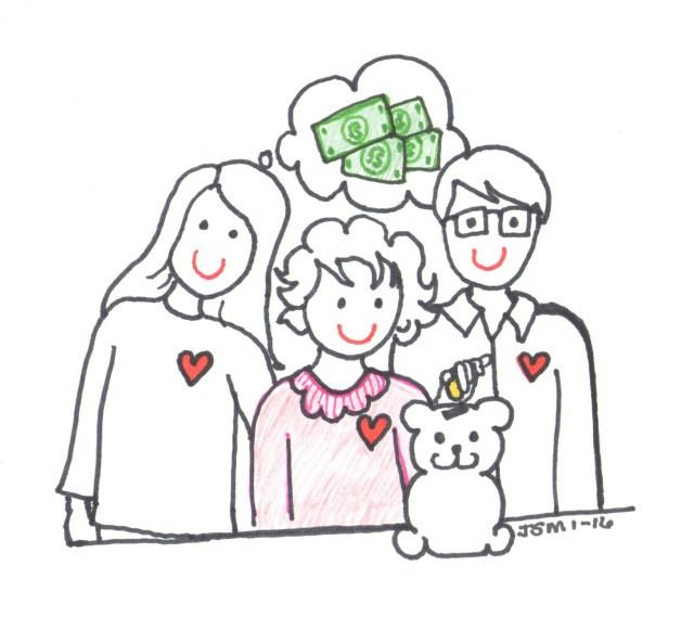 Teaching Kids about Money by Jennifer Miller