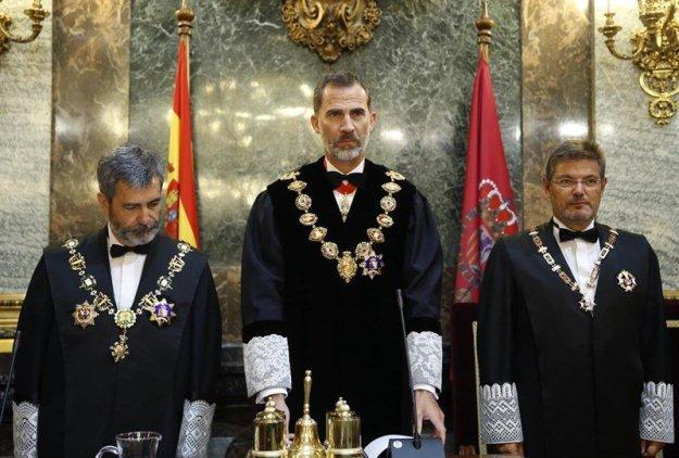 Lesmes critica el acuerdo PP-Ciudadanos para despolitizar la Justicia
