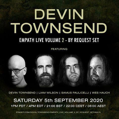 Devin Townsend - Empath DevinTownsendbyRequest