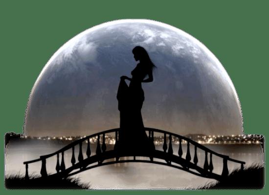 Donna .. fata ... e la luna  (42)