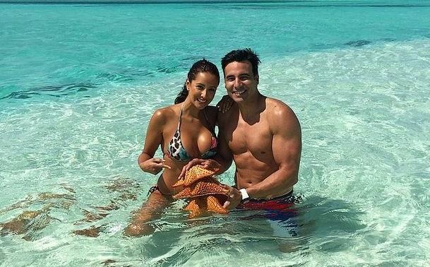 Yuvanna Montalvo y Juan Carlos Garca publicaron fotos en Aruba  Confirmado