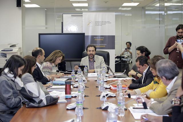 Comisión de Régimen Económico