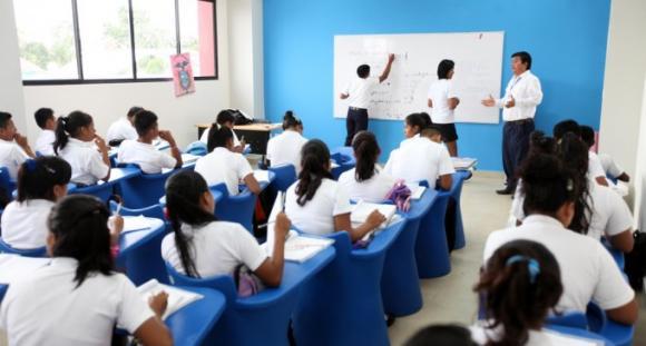 estudiantes profesores
