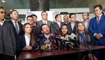 Oposición CREO juicio Glas