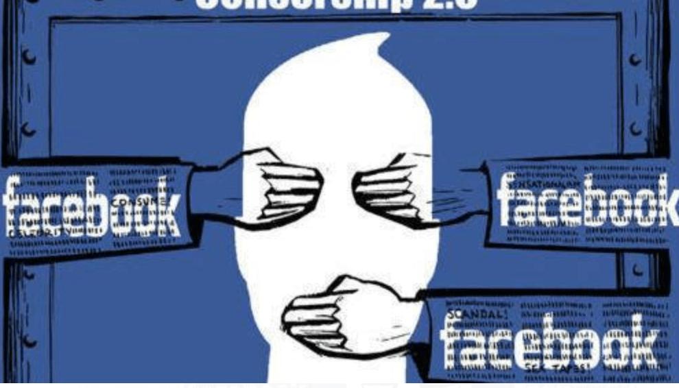 Facebook censura a Rafael Correa, por segunda vez consecutiva