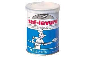 SAf-LEVURE – levure sèche –  boite fer 125g