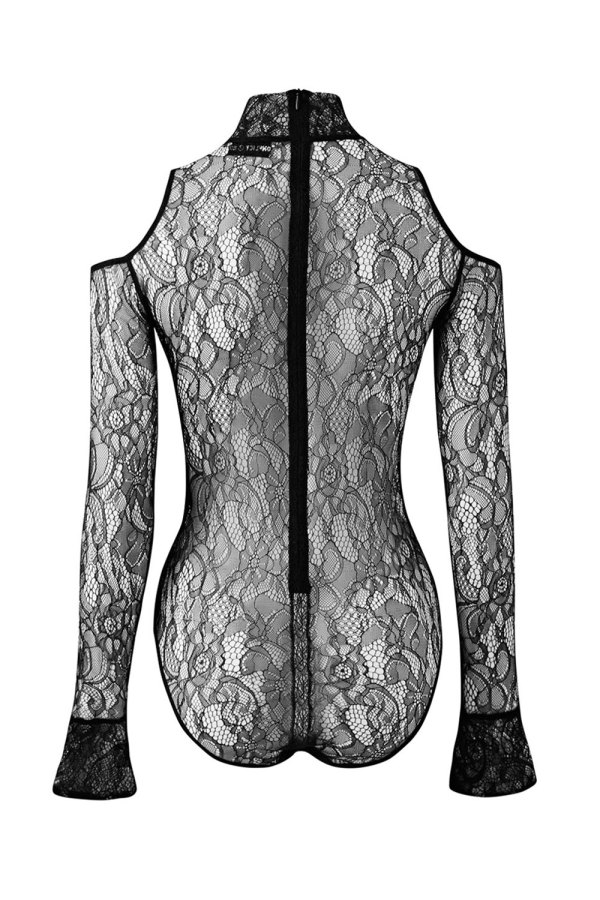 Zoe Lace Bodysuit