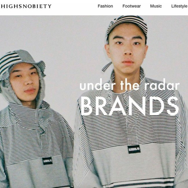 Press - Highsnobiety