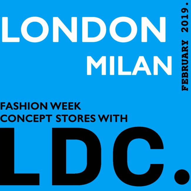 LDC Fashion Week Concept Store
