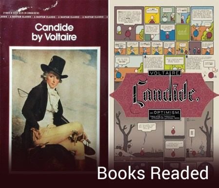 readed candide