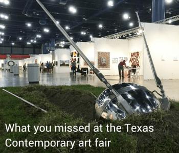 2015 Texas Contemporary