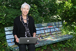 Meet Lorraine Segal - Lorraine smiling