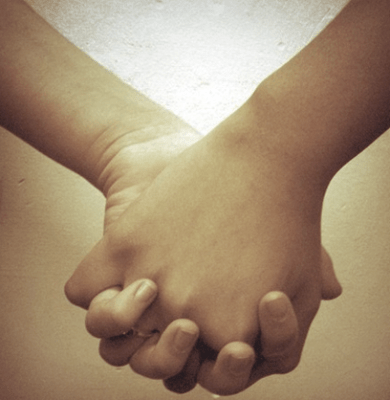 Reaching Out for Each Others' Hands