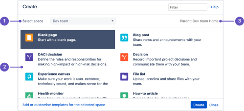 small resolution of create and edit pages atlassian documentation space move management diagrams