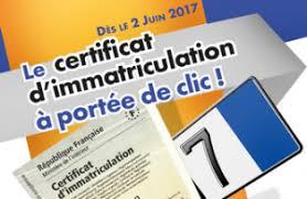 Immatriculation d'une voiture importée : Obligation du certificat de conformité
