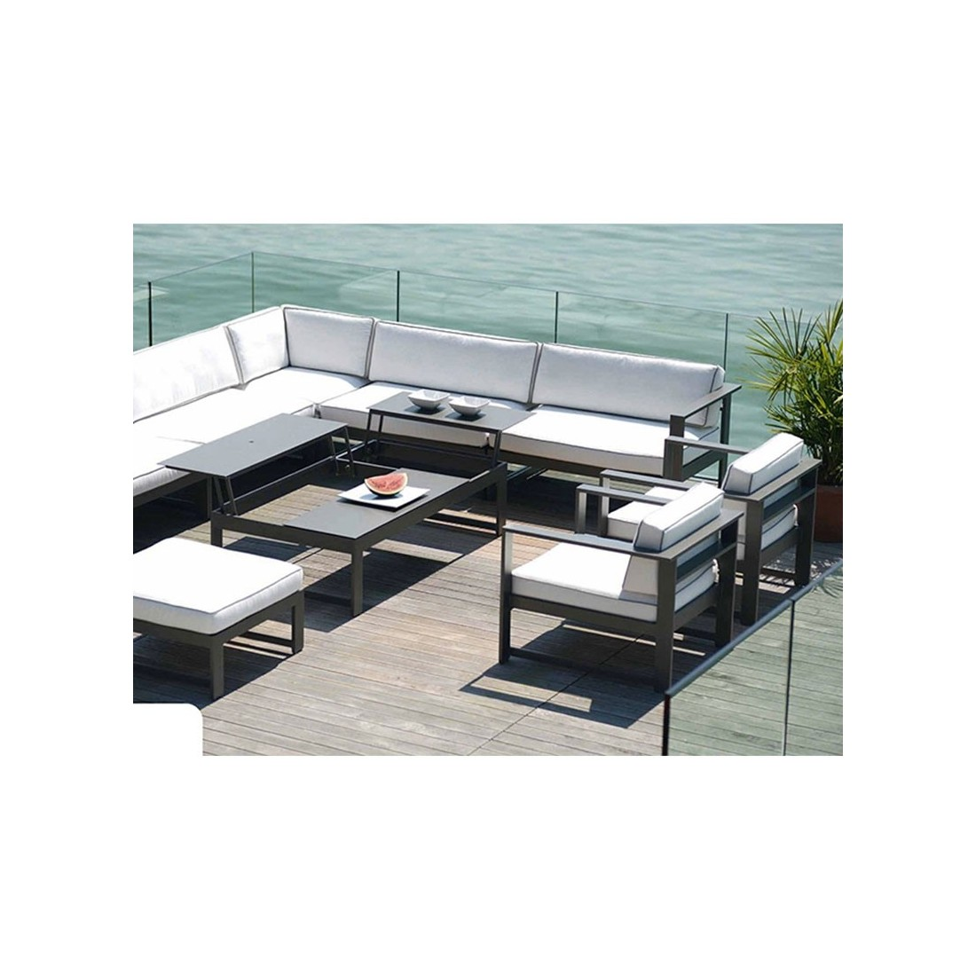 Salon De Jardin Havana Lounge | Offers From All Over The Province ...