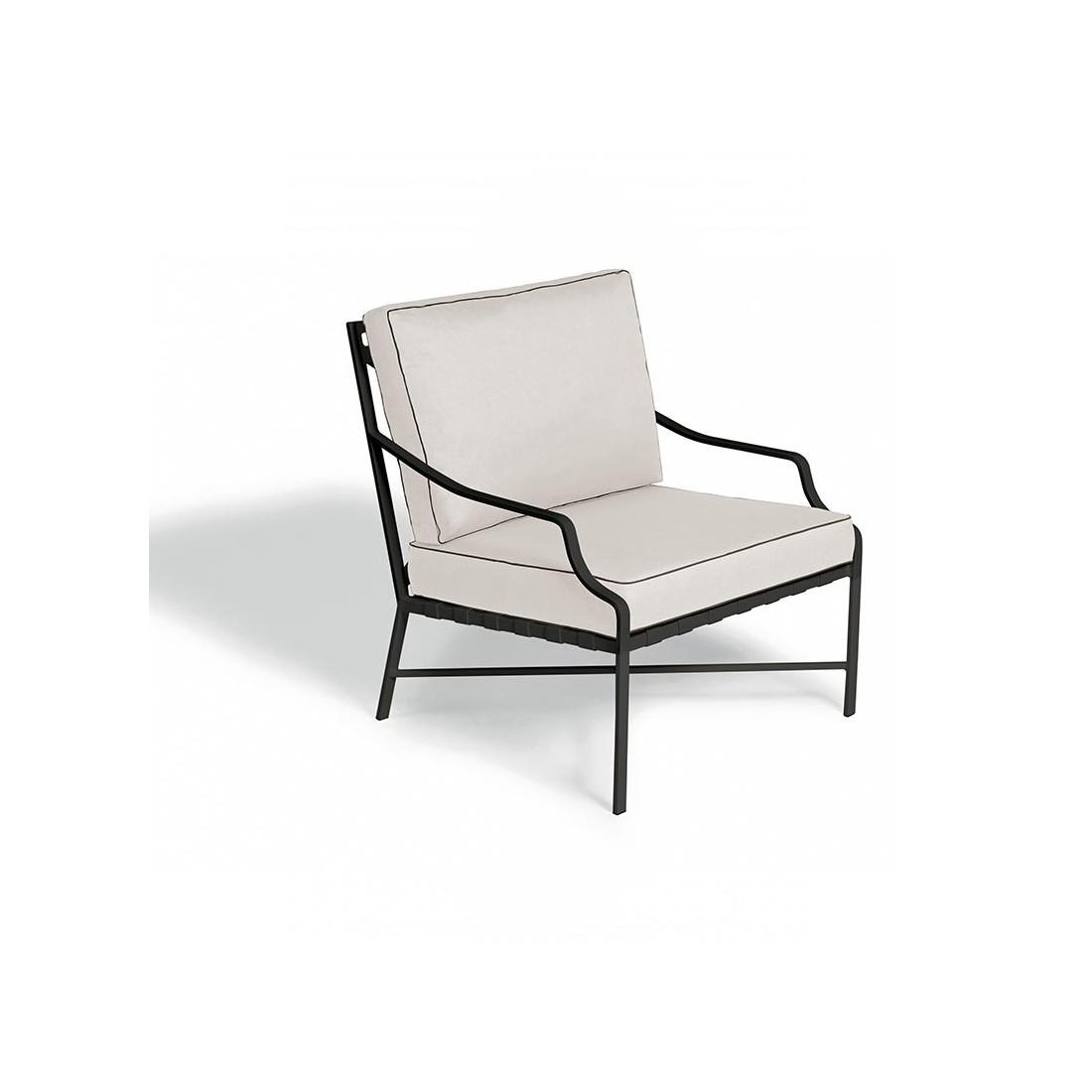 fauteuil bas club de la collection 1950 de triconfort