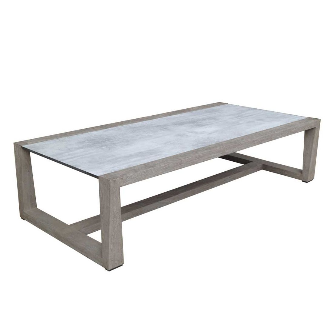 table basse rectangulaire skaal les jardins