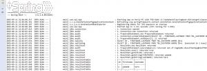 Spring BootのSQLを出力する