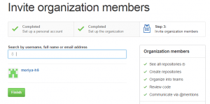 GitHubのUserアカウントをOrganizationアカウントに変更する