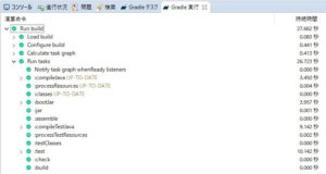 STS+Gradleで作成したSpring Bootの実行可能jarを作成する方法