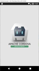 VSCodeでCordovaの開発をしてみる