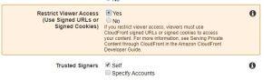 AWS CloudFront+S3で署名付きCookieでプライベートコンテンツを配信する方法