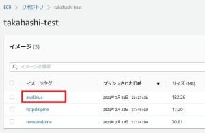 AWS BatchでS3にファイルをputするジョブを作成する