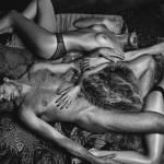 Ménage à trois: mate a curiosidade sobre como funciona o sexo a três