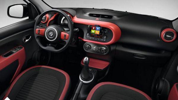 nuova Renault twingo interni
