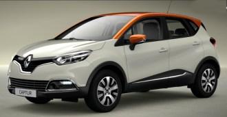 Renault captur roma