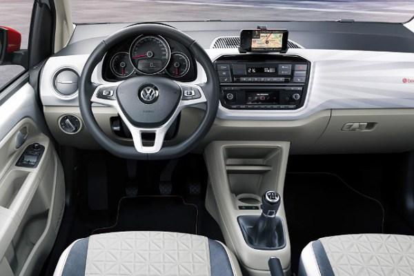 Volkswagen up interno