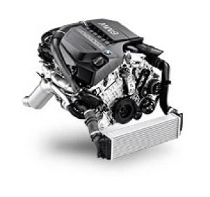 Serie 4 Bmw motori benzina