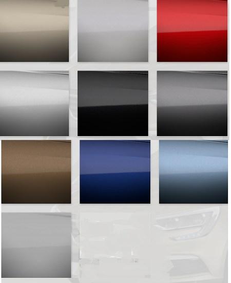 colori renault megane