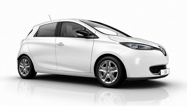 Renault Zoe e Volkswagen e-up: veicoli elettrici a confronto