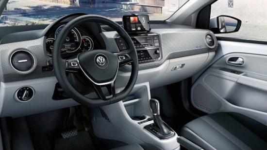 Renault Zoe interni