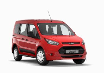 Ford Tourneo Connect, equipaggiamenti e modelli a confronto