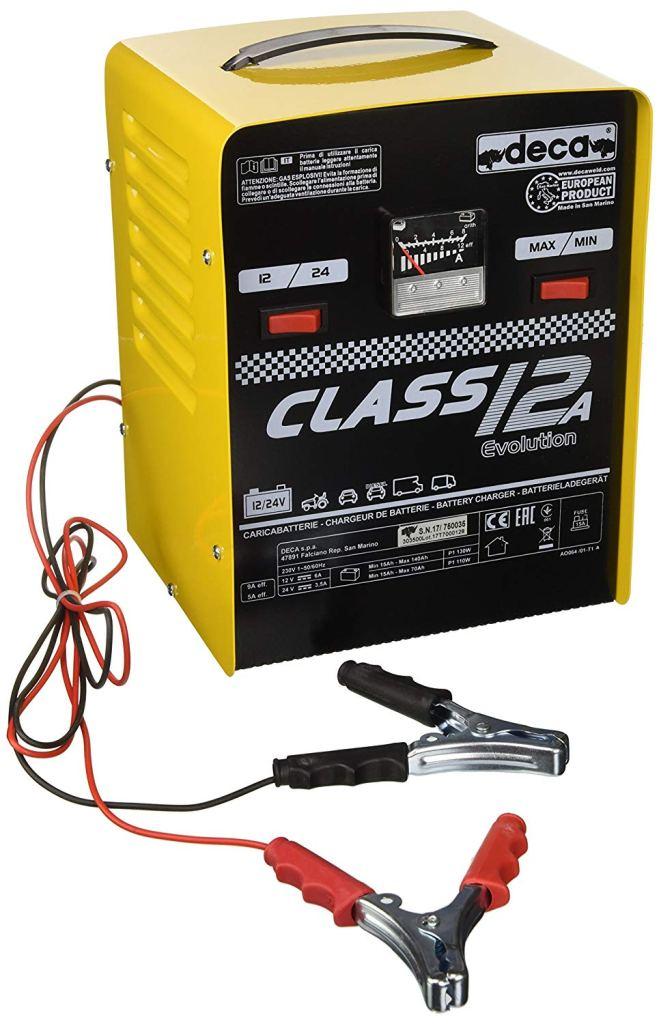 caricabatterie auto portatile
