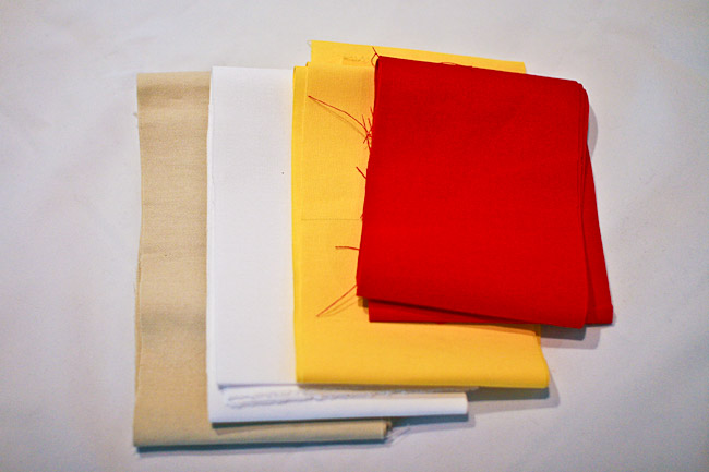 Patch fabric