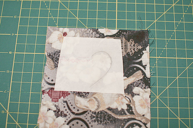 iron patch to fabric