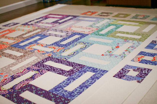 for emma jelly roll quilt