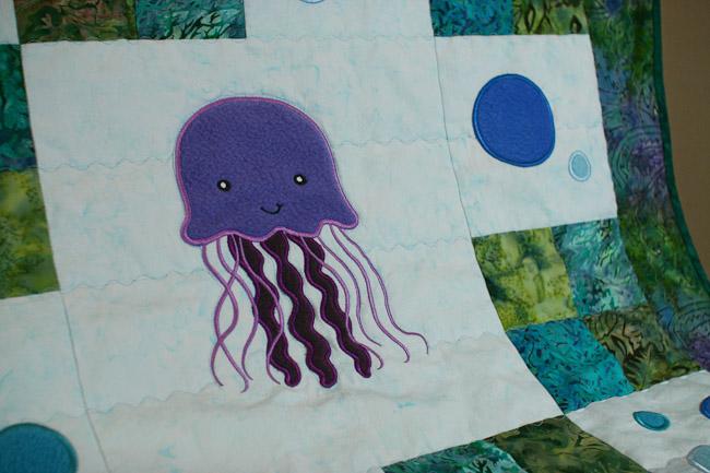 Sealife Quilt