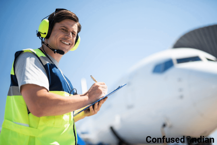 aviation management salary