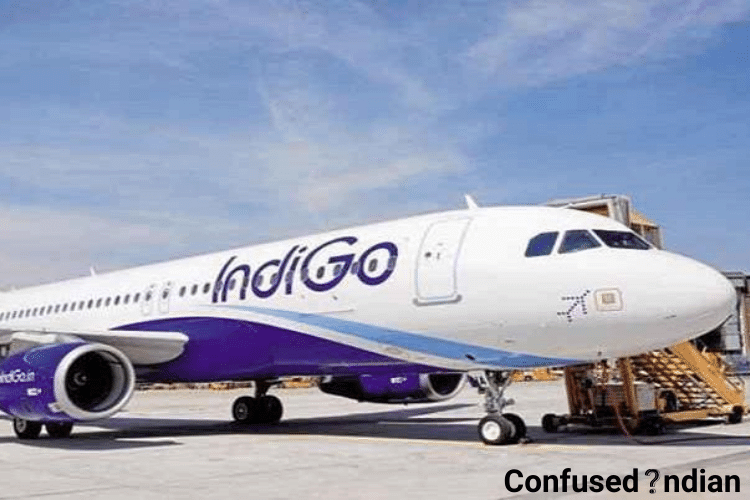 stock price of indigo