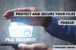 Protect and Secure Your Files For Free With PDBear